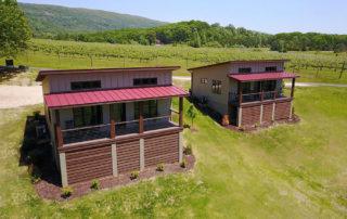 Afton Mountain Vineyards Cottages