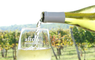 Afton Mountain Vineyards wine