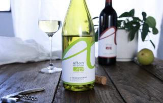 Afton Mountain Vineyards Chardonnay