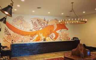 Flying Fox mural