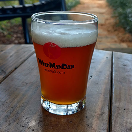 Wild Man Dan Beer and B&B